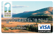 Lamar Valley Credit Card