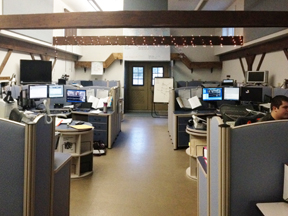 Yellowstone Dispatch Center