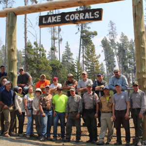 Yellowstone Corral Projects